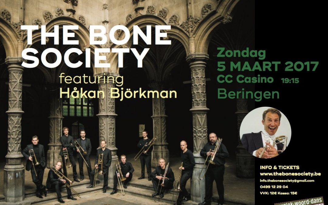 Galaconcert en Masterclass Hakan Björkman  –  4-5/03/2017