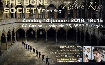 Galaconcert en Masterclass Zoltán Kiss – 13+14/01/2018