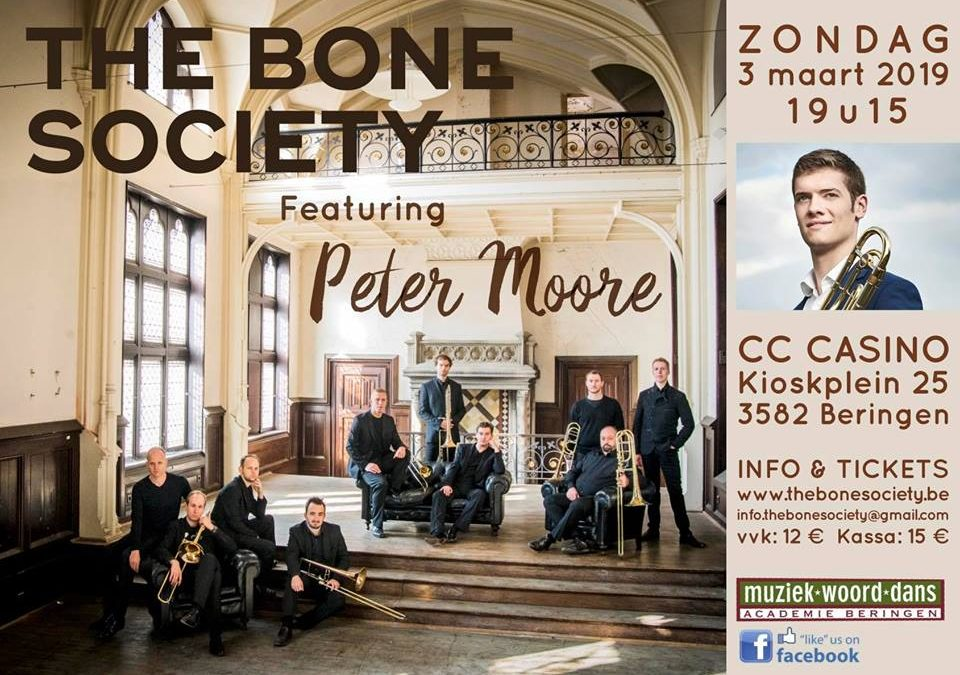 The Bone Society feat. Peter Moore